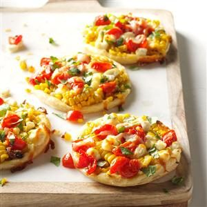 Tomato and Corn Cheesy Pastry Bites Recipe