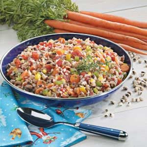 Meatless Hopping John Recipe