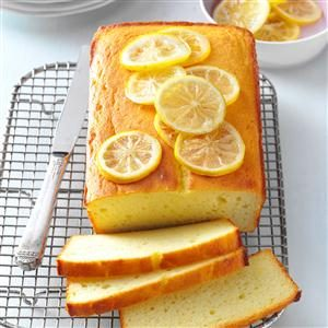Makeover Lemon Pound Cake Recipe