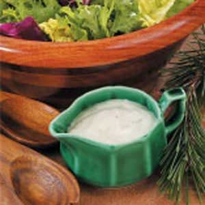 Creamy Herb Dijon Dressing Recipe