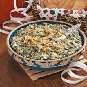 Favorite Hot Artichoke Spinach Dip Recipe