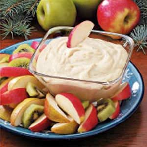 Tasty Creamy Fruit Dip Recipe