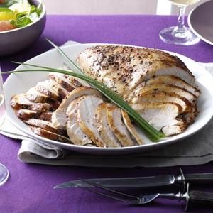 Slow-Cooked Turkey Breast