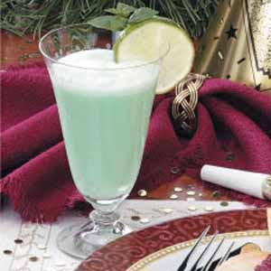 Creamy Lime Chiller