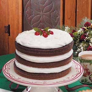 Supreme Chocolate Cake Recipe