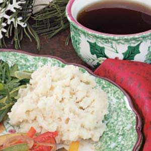 Sage Mashed Potatoes Recipe