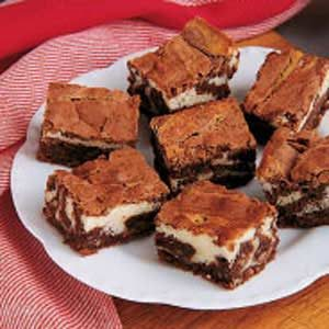 Chocolate Cream Cheese Brownies Recipe