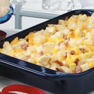 German Potato Casserole Recipe
