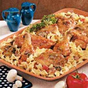 Country Chicken Recipe