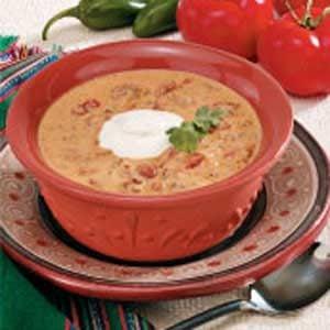 Creamy Taco Soup Recipe