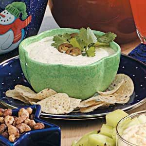 Ranch Jalapeno Dip Recipe