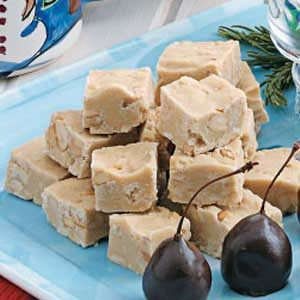 Brown Sugar Cashew Fudge