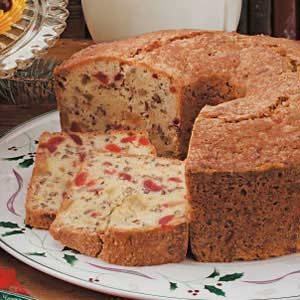 Cherry Pineapple Fruitcake Recipe