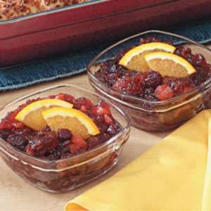 Fruited Cranberry Gelatin Salad