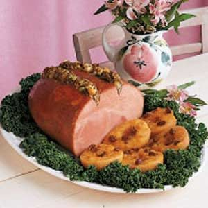 Stuffed Company Ham Recipe