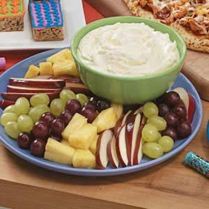 Dreamy Fruit Dip Recipe