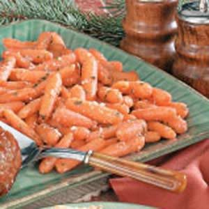 Spicy Carrots Recipe