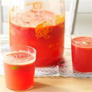 Watermelon-Lime Cooler