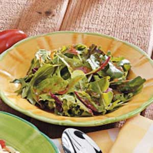 Balsamic Salad Dressing Recipe