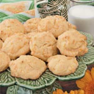 Carrot Cookies Recipe | Taste of Home