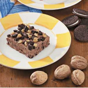 Frozen Chocolate Crunch Recipe