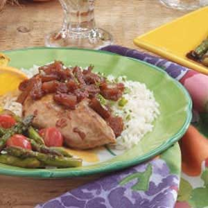 Tangy Chicken Recipe