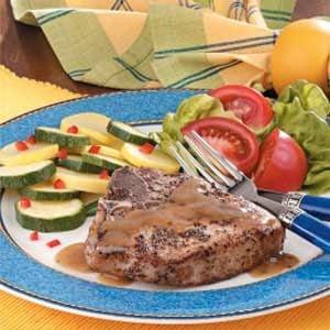 Flavorful Braised Pork Chops Recipe