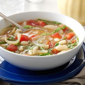 White Bean Fennel Soup Recipe