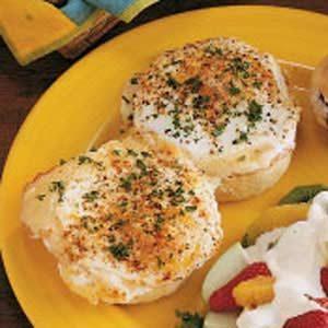Dinner Eggs Recipe