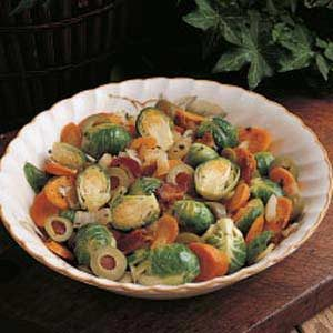 Company Brussels Sprouts Recipe
