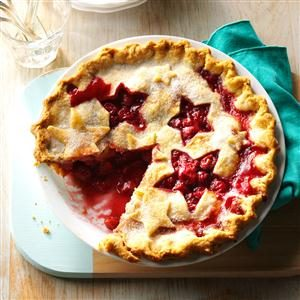 Juicy Cherry Pie Recipe