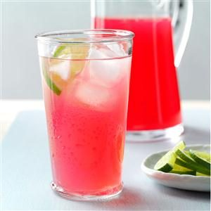 Cranberry Limeade Recipe