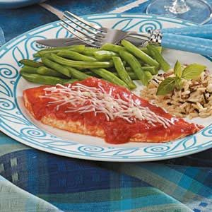 Italian Catfish Fillets Recipe
