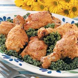 Crispy Baked Corn Flake Chicken Recipe