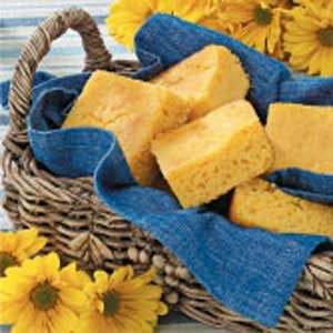 Yogurt Corn Bread