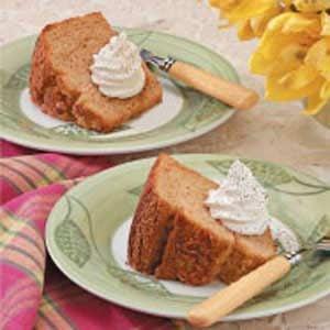 Pumpkin Angel Food Cake Recipe