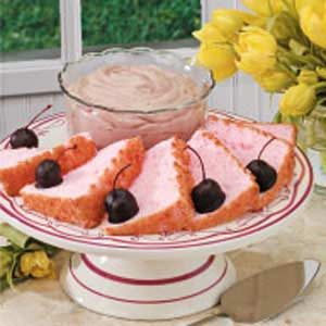 Chocolate-Cherry Mousse Delight Recipe