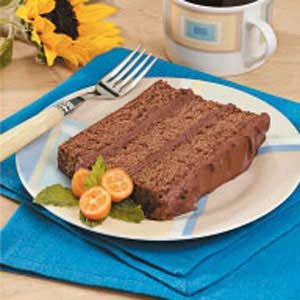 Mocha Dream Cake Recipe