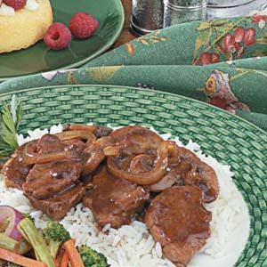 Pork Tenderloin with Gravy Recipe