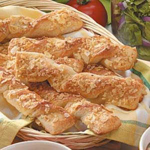 Potato Chip Breadsticks Recipe