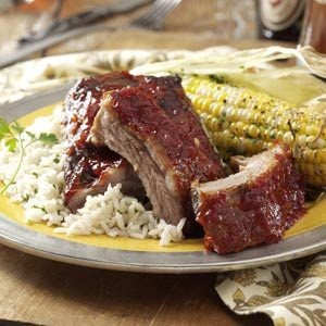 Best Baby-Back Ribs Recipe
