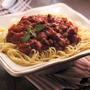 Easy Slow-Cooked Spaghetti Sauce Recipe