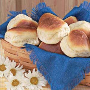 Pillow-Soft Rolls Recipe