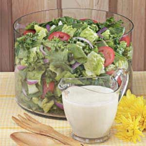 Blue Cheese Vinaigrette Recipe