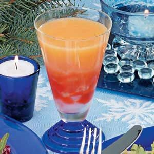 Brilliant Christmas Sunset Recipe