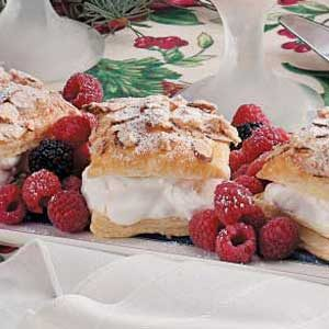 Almond Puff Pastries Recipe