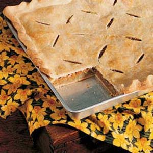Cookie Sheet Apple Pie Recipe