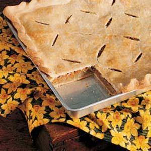 Cookie Sheet Apple Pie Recipe
