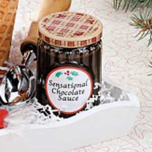 Sensational Chocolate Sauce Recipe