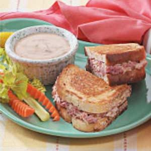 Corned Beef Sandwiches Recipe
